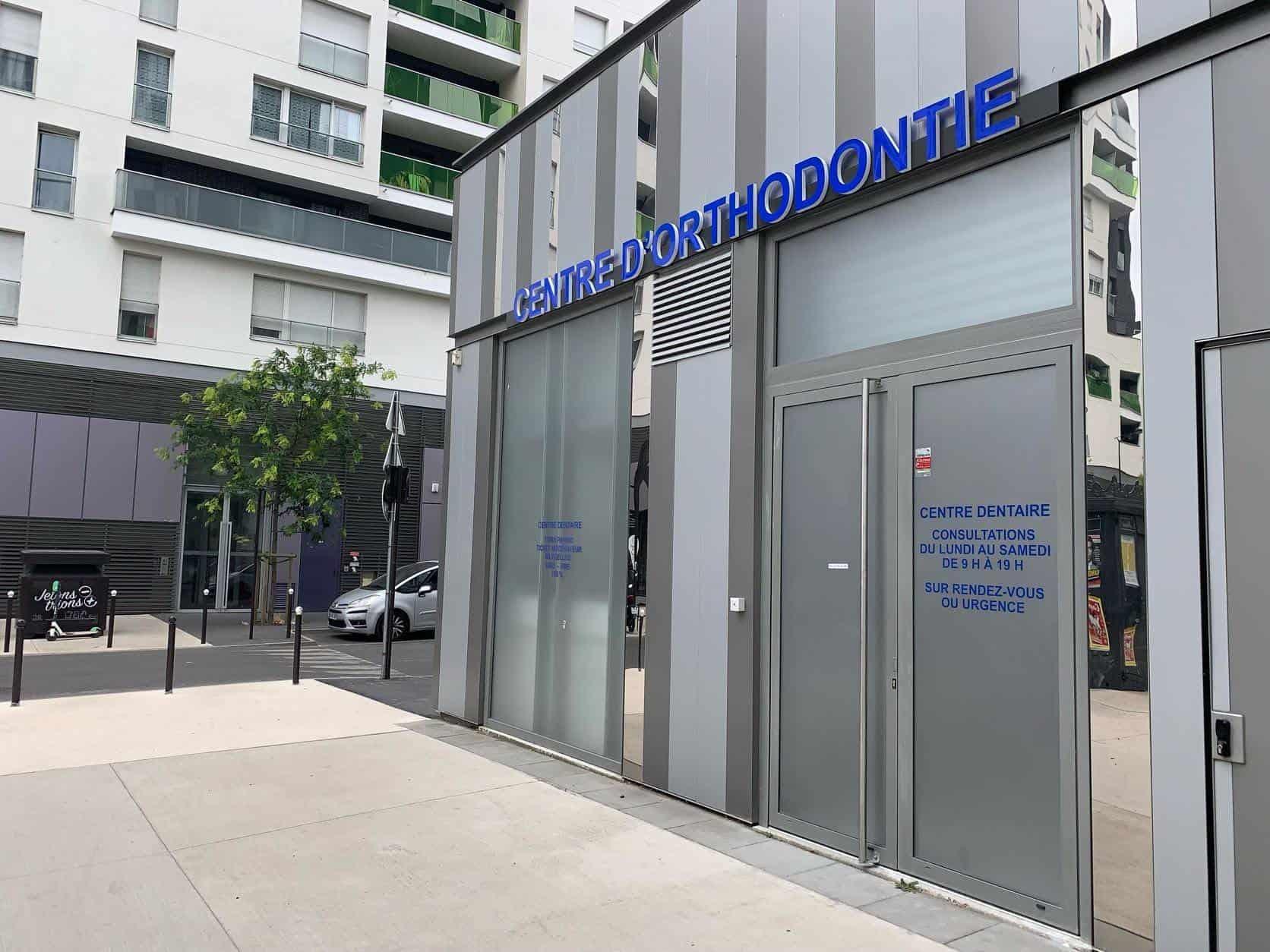 Centre Dentaire Dentotop Ivry sur Seine